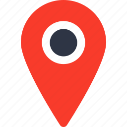 delivery, location, order, pin, shipping, tracking, truck icon icon