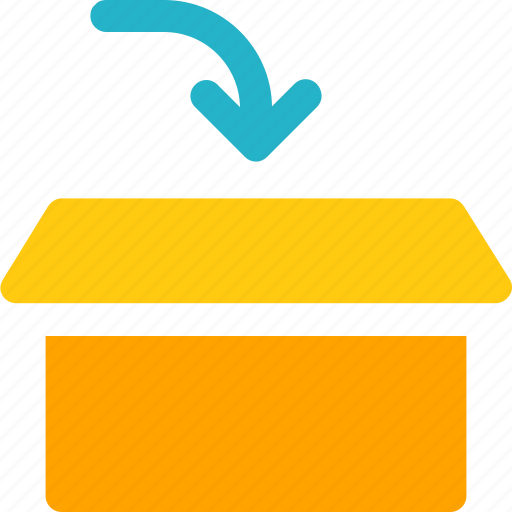 box, package, packing, shipping icon icon