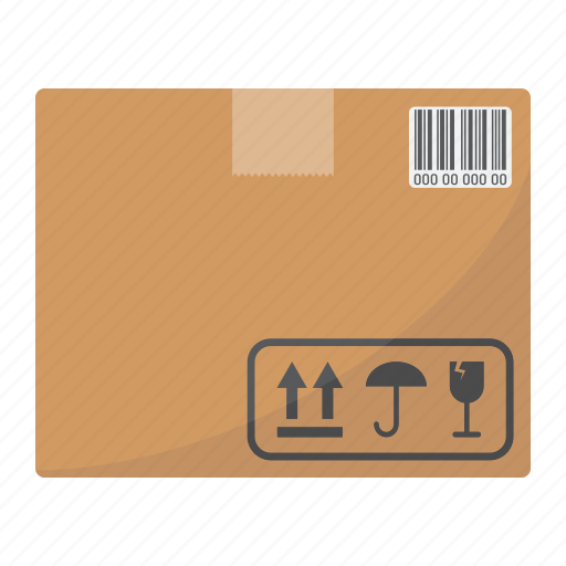 Box, cardboard, carton, delivery, logistic, package icon - Download on Iconfinder