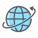 around, delivery, global, globe, shipping, world, worldwide