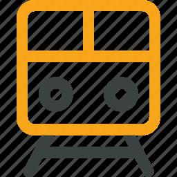 delivery, railway, shipping, train icon icon