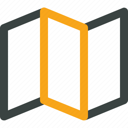 delivery, location, map, order, route, tracking icon icon