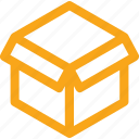 box, bundle, cargo, freight, package, parcel, product icon icon