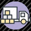 construction truck, dump truck, transport, truck, vehicle