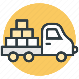 bricks truck, construction blocks, construction equipment, construction vehicle, truck icon