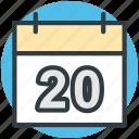 calendar, date, day, wall calendar, yearbook