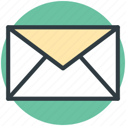 correspondence, email, email message, mail, message icon