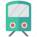 locomotive, rail, train, transport, vehicle icon