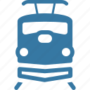 delivery, railway, shipping, train icon