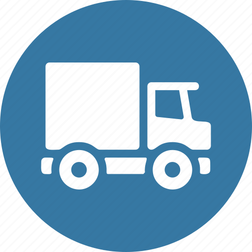 delivery, logistics, shipping, truck icon