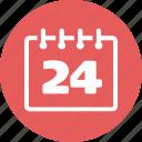 calendar, reminder, schedule