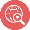 gps, location, navigation, tracking icon