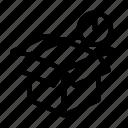 carton, damage, delivery, error, parcel icon