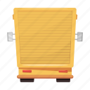 cargo, container, delivery, goods, logistics, packaging icon