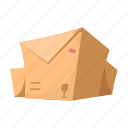 box, delivery, logistics, package, packaging, parcel icon