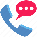call, customer, delivery, logistics, order, phone, service icon