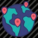 delivery, global, international, logistics, navigation, shipping, worldwide