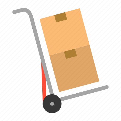 cart, delivery, logistic, shipping, transport, transportation icon