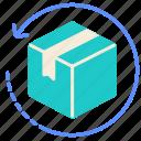 back, logistics, order, packaging, refund, return, reverse