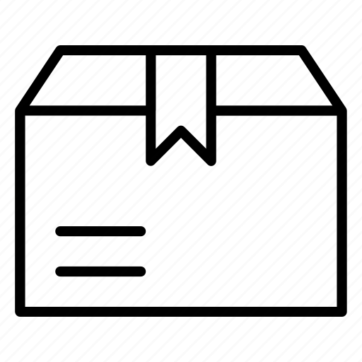 box, delivery, package, packet, product icon