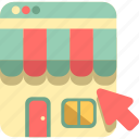 market, online, online shopping, online store, shop, shopping, store icon