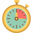 stopwatch, time, time tracking, timer, tracking icon