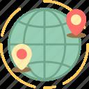 global, globe, shipping, world, worldwide