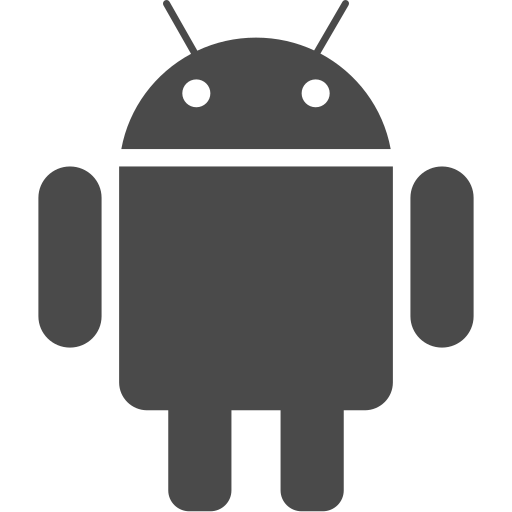 android, communication, device, mobile, phone, robot, technology, telephone icon