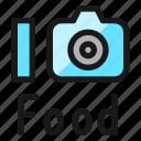 social, media, food, spotting