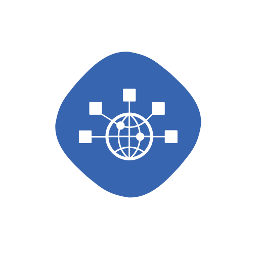 connection, globe, internet, internet of things, iot, network, web icon
