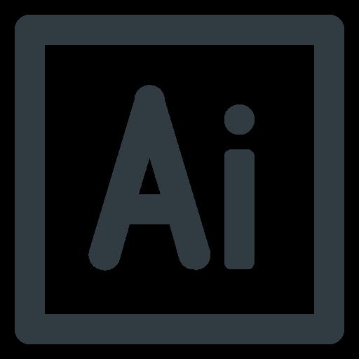 Adobe, brand, brands, illustrator, logo, logos icon - Free download