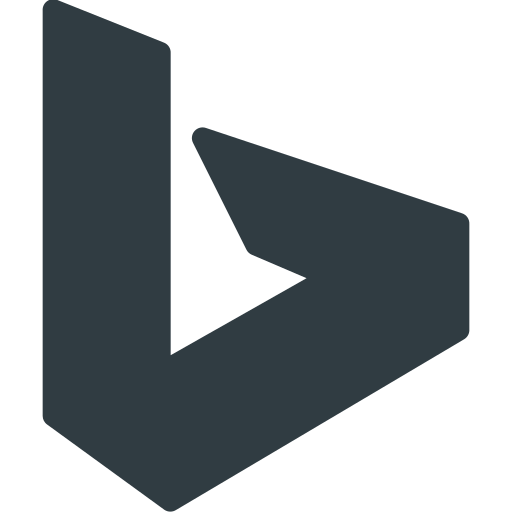 Brands, logo, bing, brand, logos icon