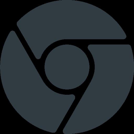 brand, brands, chrome, logo, logos icon