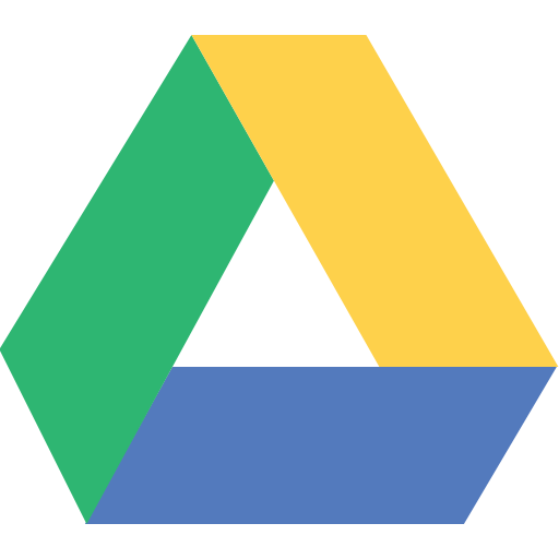 Image result for google drive icon\