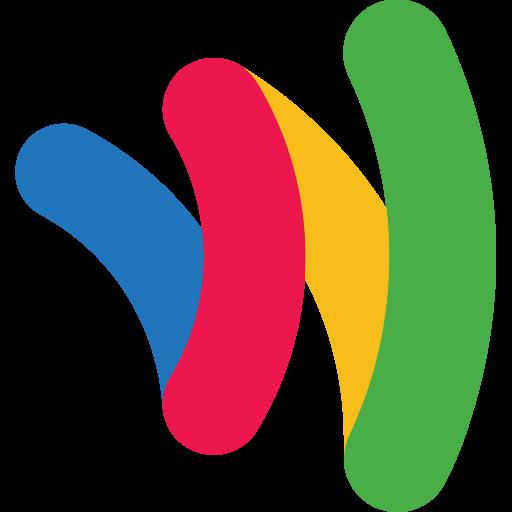 ecommerce, google, internet shopping, wallet icon