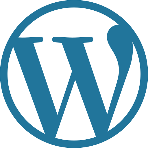 blog, blogging, cms, wordpress icon