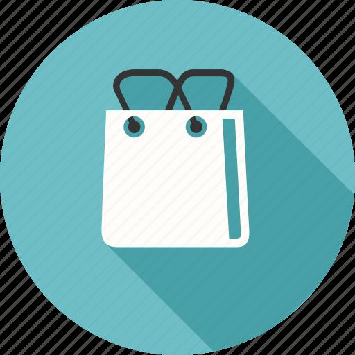 bag, business, commerce, gift, market, shopping icon