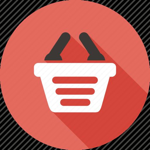 bag, basket, buy, market, sale, shopping, sold icon