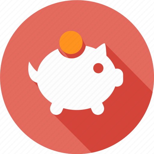 commerce, gift, guardar, market, money, pig, save, shopping icon