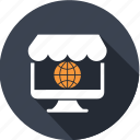 business, commerce, ecommerce, market, online, shopping, shops icon