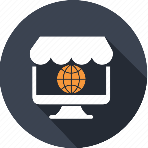 business, commerce, ecommerce, market, online, shopping, shops icon
