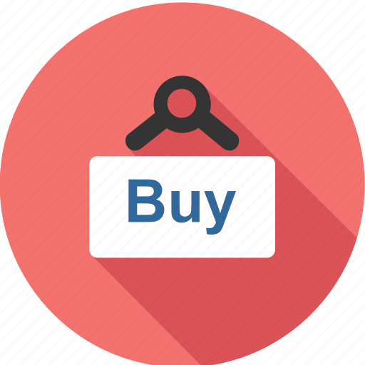 banner, board, business, market, open, shopping, tag icon