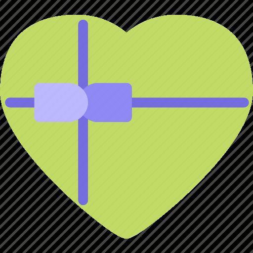 Chocolatebox, heart, love, romance icon - Download on Iconfinder