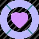 heart, love, romance