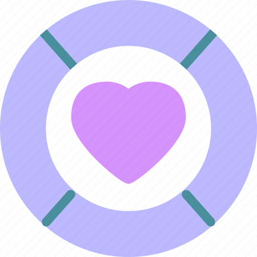 Heart, love, romance icon - Download on Iconfinder