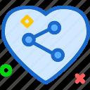 connection, heart, love, romance