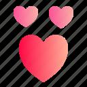 heart, love, romance, valentine, wedding