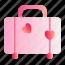 bag, luggage, shop, shopping