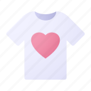 t, shirt, clothing, love, heart