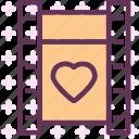 heart, love, movie, romance